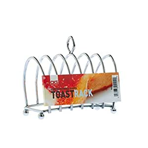 CKS Victorian Chrome Toast Rack (Pack of 2)