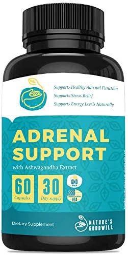 Supplements Cortisol Ashwagandha L Tyrosine Adaptogenic product image