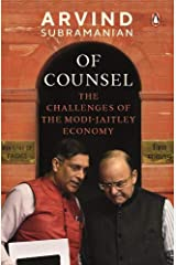 Of Counsel: The Challenges of the Modi-Jaitley Economy Hardcover