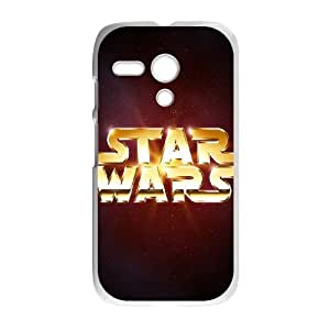 Star Wars Logo Motorola G Cell Phone Case White phone component AU_499251