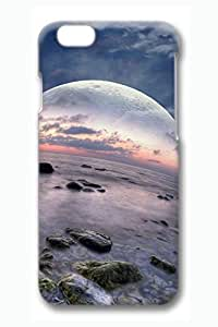 Case Cover For Ipod Touch 4 3D Fashion Print Drop Protection Case Cover For Ipod Touch 4 Fisheye Beach Dreamy World 2 Scratch Resistant es