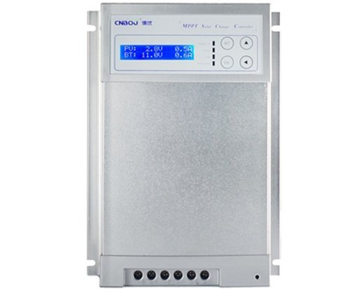 CNBOU America MUSE-4015LNS MPPT Solar Charge Controller, ...