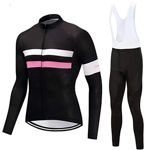 Winter Cycling Jersey Sets 2019 Men Mountain Bike wear Funny Bicycle Clothes Maillot MTB 9D Skinsuit (Best Walmart Mountain Bike 2019)