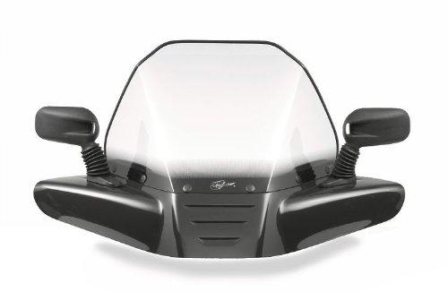 Honda TRX 420 Black windshield VIP-AIR 1920