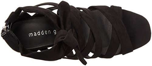 Dress Sandal Fabric Blanchee Madden Women Girl Black q1Zvpp