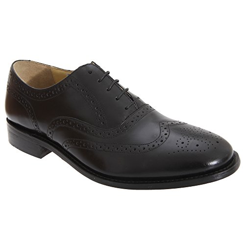Kensington Chaussures Ville Homme de Classics Noir OqOwU8Bz