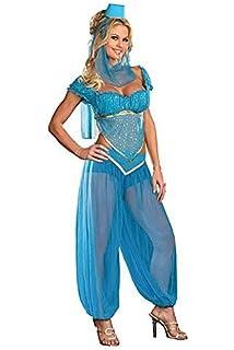 96cf5fe1c12 Leg Avenue Oasis Princess Women's Costumes, Small: Amazon.co.uk ...