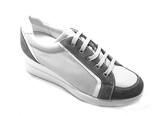 vestir BEIDGE de Zapatos para Geox BEIDGE mujer Piel de SnqE61xw7z