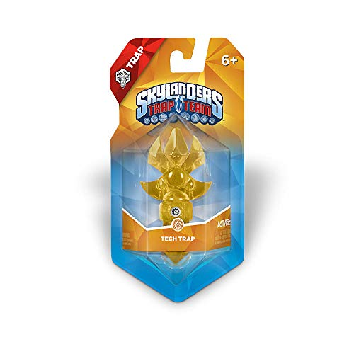Skylanders Trap Team: Tech Element Trap Pack