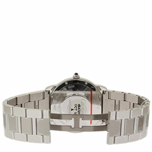 Cartier Ronde Solo swiss-automatic mens Watch WSRN0012 (Certified Pre-owned) by Cartier (Image #2)