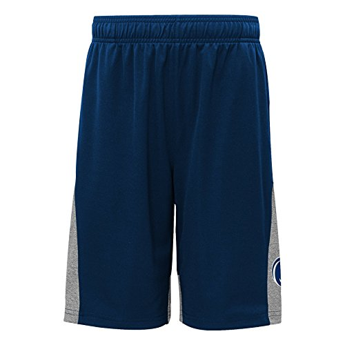 NCAA Penn State Nittany Lions Boys Twist Shorts, Large (14-16), Dark Navy