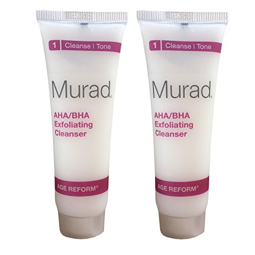 Murad AHA/BHA Exfoliating Cleanser 1 oz Travel Size