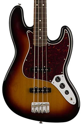 Fender Classic Series 60's Jazz Bass - Pau Ferro Fingerboard - 3-Color Sunburst