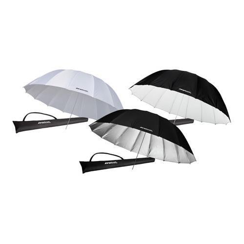 Westcott 7ft. Parabolic Umbrellas Triple Pack by Westcott