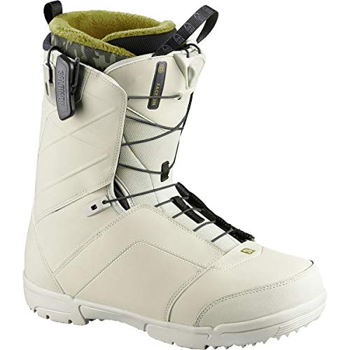 Salomon Snowboards Faction Snowboard Boot - Men's Sand, - Silver Boots Mens Snowboard