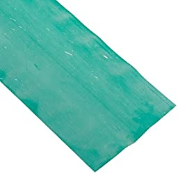 Cando 10-5223 Green Low Powder Latex Exercise Band, Medium Resistance, 50 yd Length