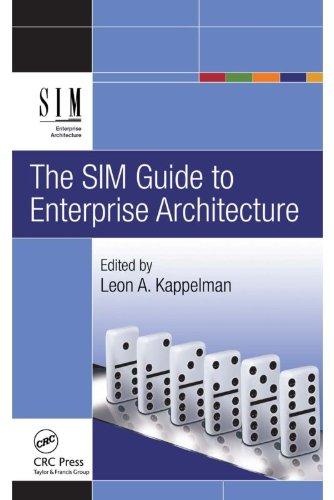Download The SIM Guide to Enterprise Architecture Pdf