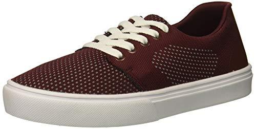 - Etnies Men's Stratus Skate Shoe, Burgundy, 13 Medium US
