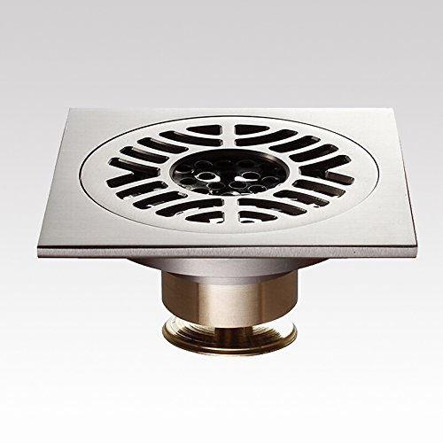 Floor drain/thickening full copper odor prevention and insect proof floor drain floor drain core of shower room,Full copper washing machine ground leakage -15 days delivery