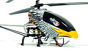 GYRO Metal Double Horse 9051 Eagle 3.5CH Electric RTF Remote Control RC Helicopter