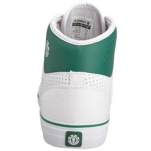 Element-Warsaw zapatillas deportivas para hombre Blanco - Blanc / Vert