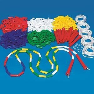 Make Your Own Jump Rope (Set of 6) by S&S Worldwide