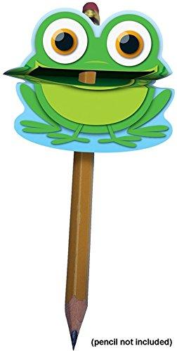 Carson Dellosa Frog Pencil Toppers (101024)