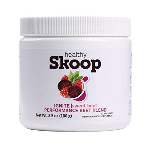 Healthy Skoop Ignite Organic Ounces