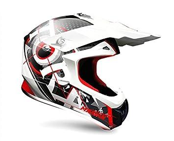 TORX casco Moto Marvin Eyes, gris, talla XXL