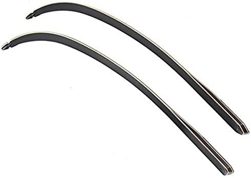 Obert Black Hunter Recurve Bow Limbs Replacement 30lbs,35lbs,40lbs,45lbs,50lbs,55lbs,60lbs