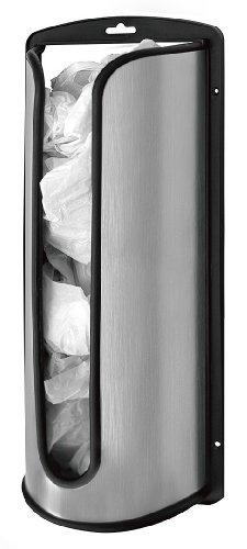 Florida Brands Stainless Steel Handy Grocery Bag Holder
