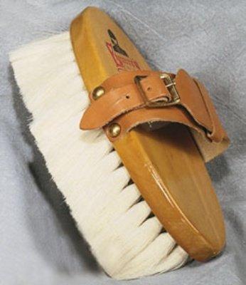 Brush Hair Goat Body - Vale Ultra Plush Goat Hair Body Brush