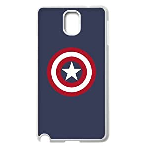 Samsung Galaxy Note 3 Phone Case for Captain America pattern design