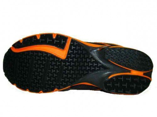 Karhu Racer Chaussures de Course Ride Noir/Orange