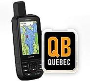 Québec Backroad GPS Maps
