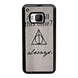 HTC One M9 Cell Phone Case Black Harry Potter ST1YL6693089