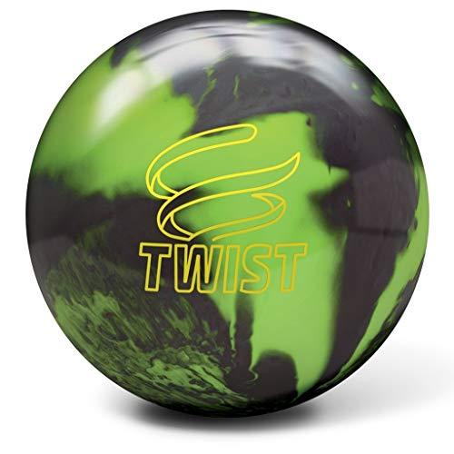 Brunswick-Twist-Reactive-PRE-DRILLED-Bowling-Ball-GreenBlack
