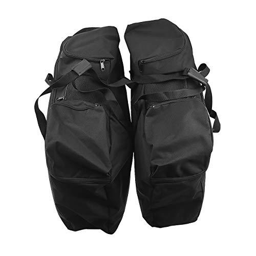 (Rebacker Motorcycle Saddlebag Liner Storage Bag for Harley Touring Electra Glide Road Glide)