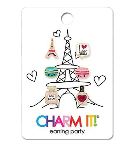Price comparison product image CHARM IT! Parisian Earring Party Set - 6 Interchangeable Earrings