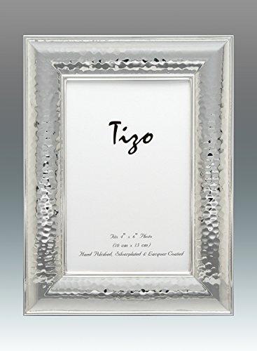 Hand Hammered Metal Frame - Tizo 5