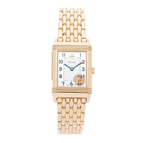 Jaeger-LeCoultre Reverso Mechanical (Hand-Winding) Silver Dial Womens Watch Q2122420 (Certified Pre-Owned)
