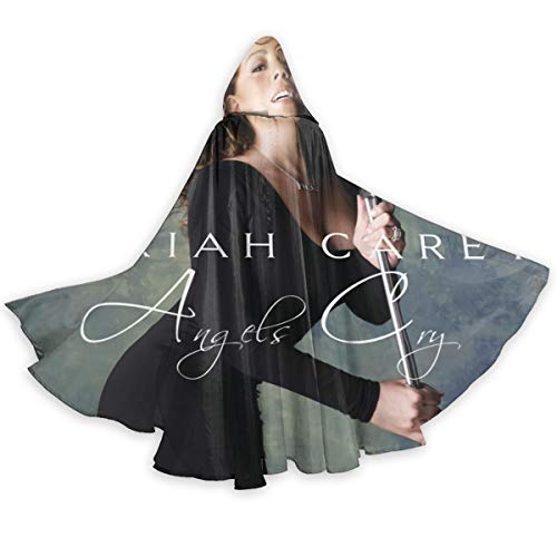 Mariah Carey Halloween (JoyceMHunter Mariah Carey - Angels Cry CapeHalloween Costume Masquerade Cloak,Adult Halloween Cloak,Halloween)
