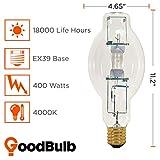 MP400/U/MOG | Metal Halide HID Light Bulb | 400W