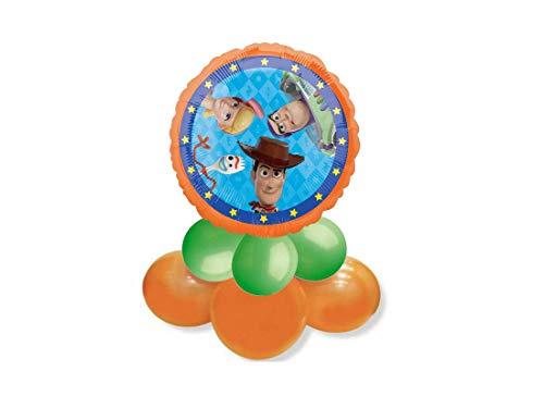 Irpot Foil Toy Story Centro de Mesa con Globos Kit FAI D