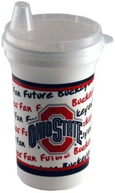 NCAA Ohio State Buckeyes Infant Sippy Cup Future Fan Shield