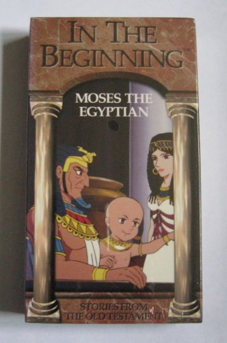 Moses the Egyptian [VHS]