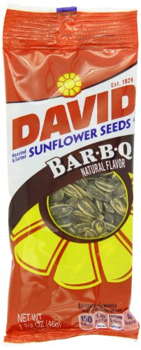 Sunflower Seeds Barbecue 1 625 Ounce Unpriced product image