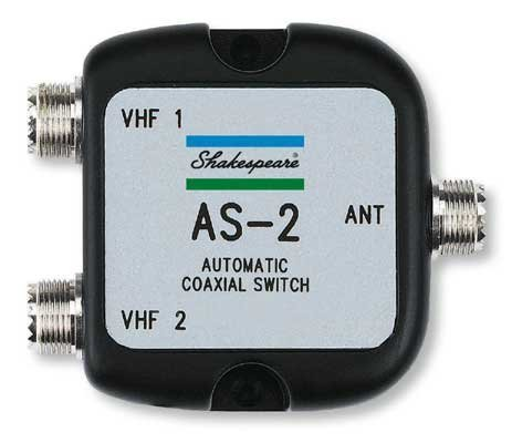 Shakespeare AS-2 Automatic Coaxial Switch by Shakespeare (Switch Shakespeare)
