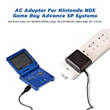 Charger for Gameboy Advance SP, AC Adapter for
