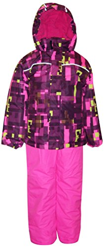 Insulated Girls Ski - 3